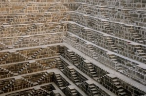 Chand-Baori-steps