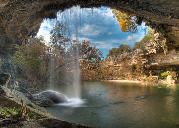 Hamilton Pool Nature Preserve Austin Texas 2