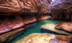 The-subway-Zion-park