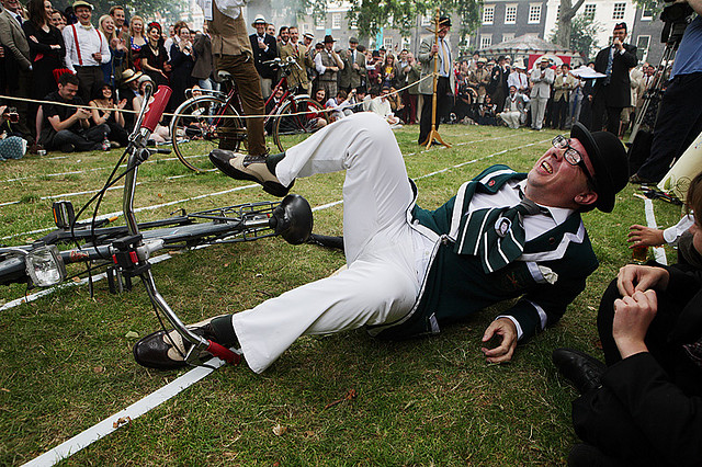 Turn Elegance Into A Sport: London's Chap Olympiad