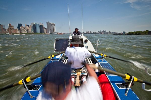Ocean Rowing: What You Need to Know If You're Planning on Rowing the Atlantic