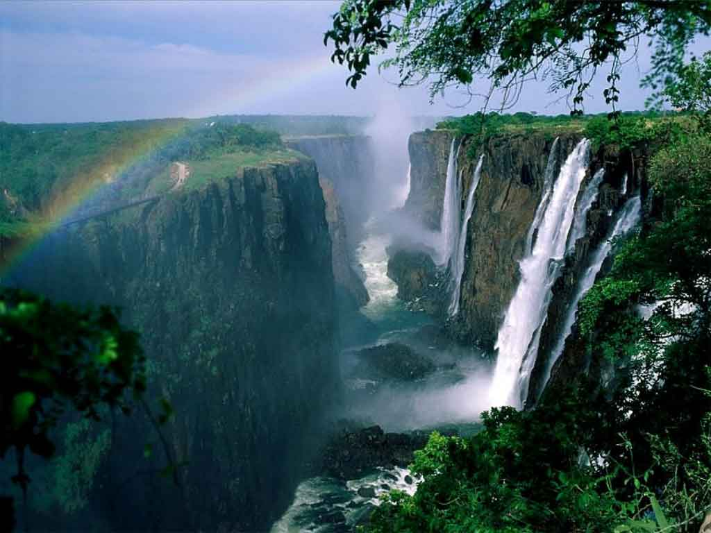 Swim at the Edge of the World's Largest Waterfall: Devil's Pool, Victoria Falls