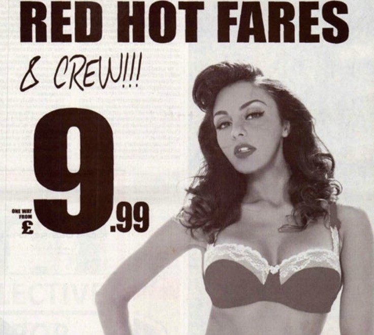 Controversial Travel Ads That Didn't Get The Job Done