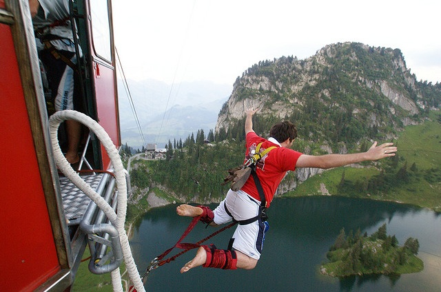 Top 5 Bungee Jumping Spots in South Africa