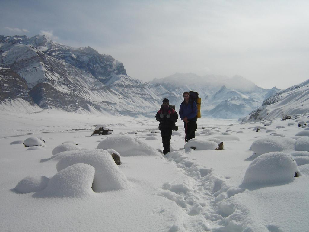 The Chadar Trek: Hike Through the Himalayas on a Frozen River