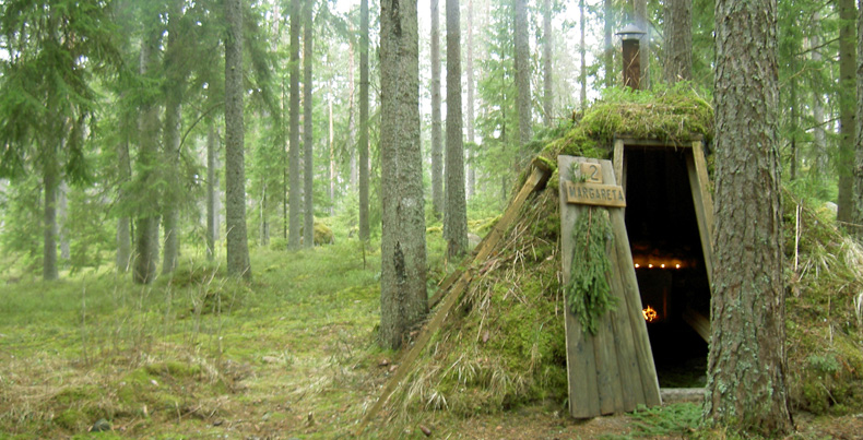Hospitality on the Wild Side: Staying in Sweden's Most Primitive Hotel