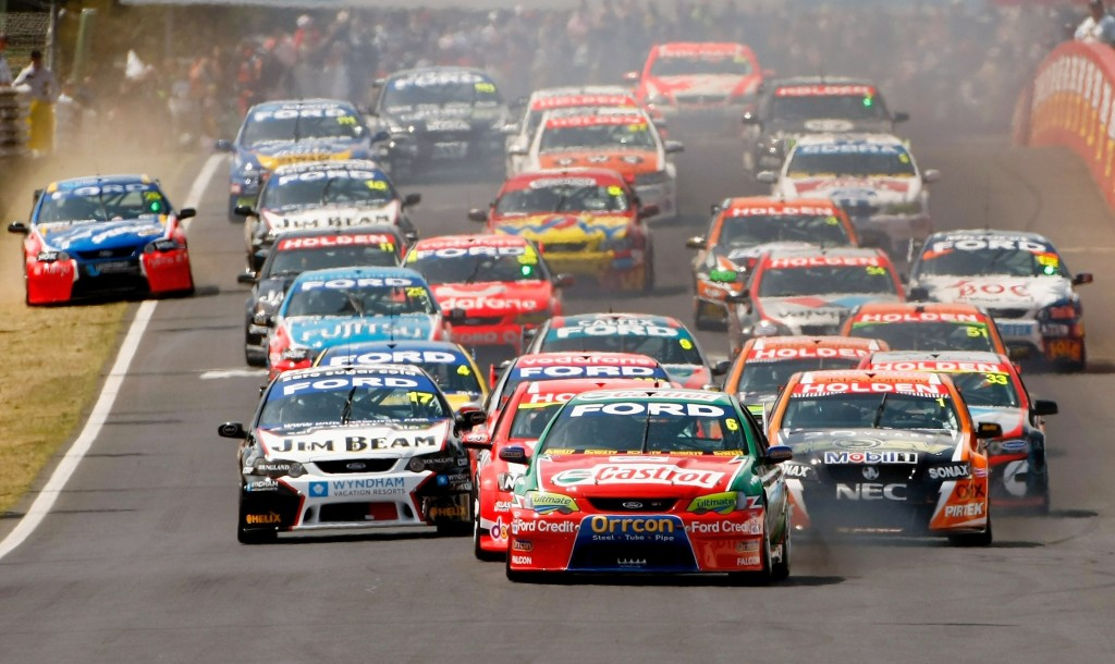 Drive A V8 Race Car In Australia