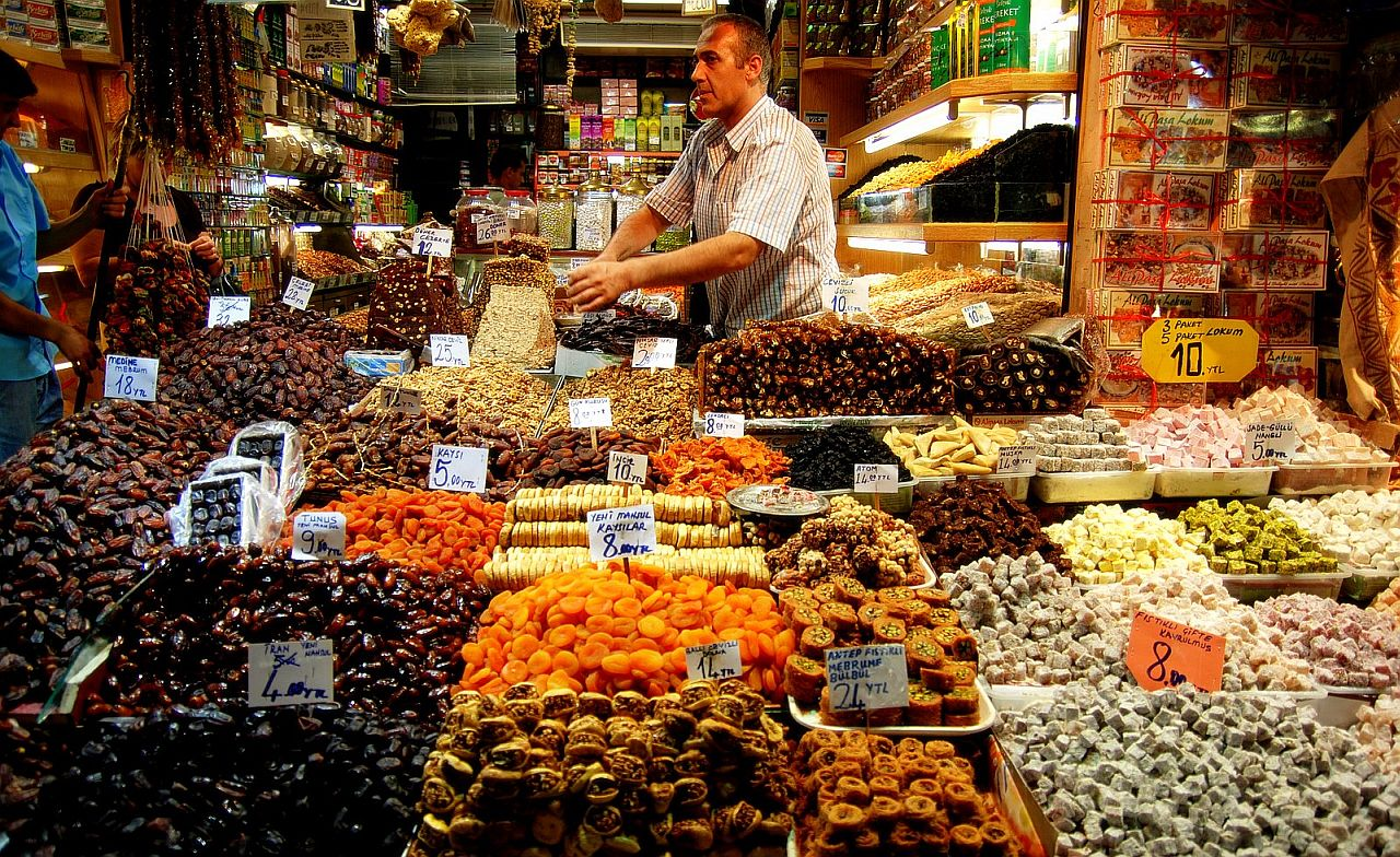 Istanbul Bazaar Survival Tips