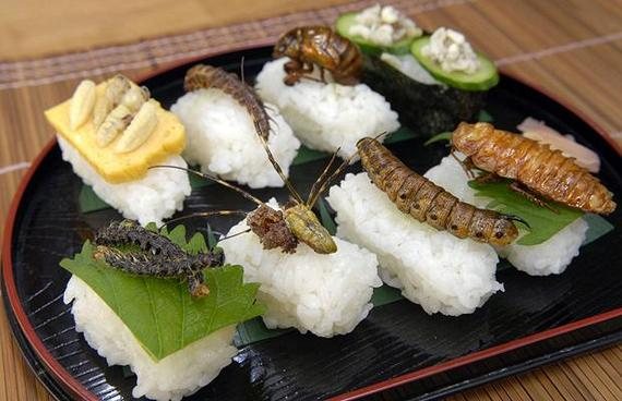 Strangest Local Delicacies From Around The World