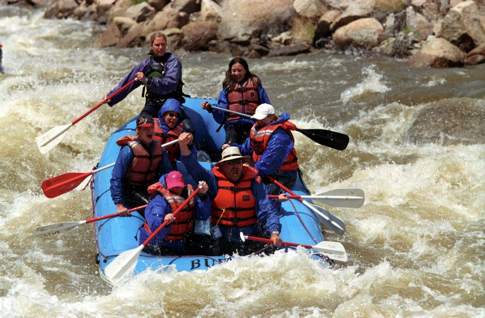 Rafting Pine Creek: The Ultimate Arkansas River Rafting Adventure