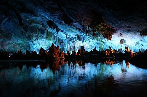 Glowworm Grotto Waitomo Cave New Zealand