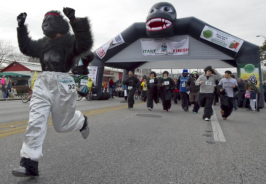 The Weirdest Charity Races You'll Ever Run