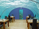 Visit the Very First Undersea Restaurant in the World