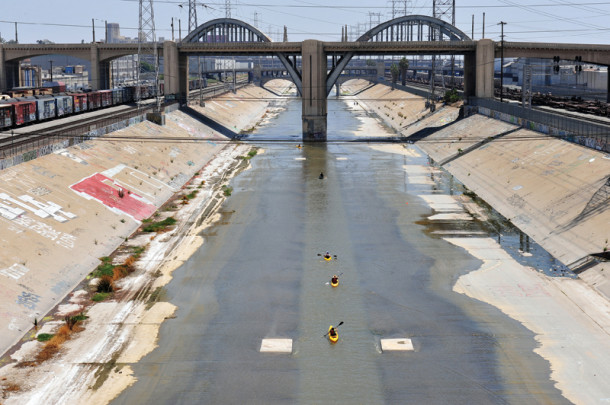la-river-bridge