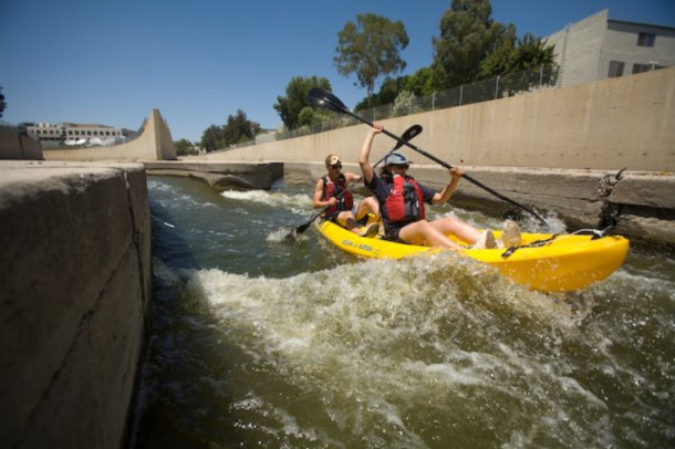 la-river-whitewater