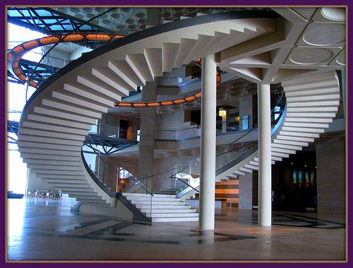 islamic-museum-of-art-stairs