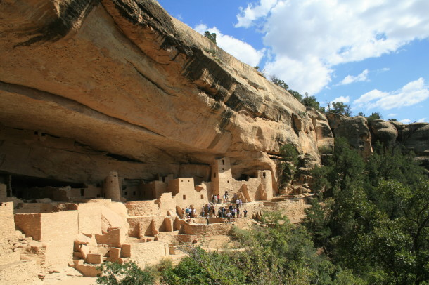 Cheap Cool Stuff >> See the Six Hundred Cliff Dwellings of the Pueblo People at Mesa Verde National Park - The ...
