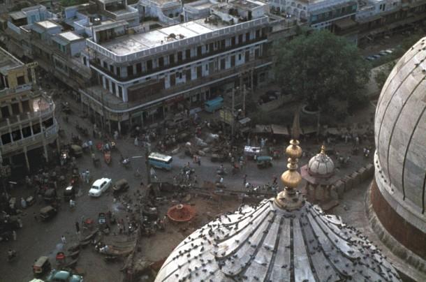 1973_Delhi_view