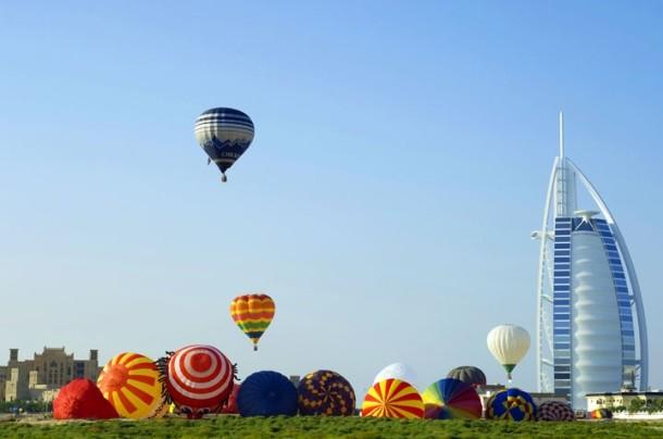 balloons dubai