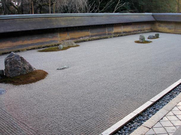 Ryoanji-Rock-Garden