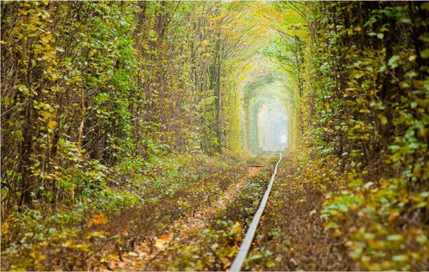Kleven Tunnel Of Love 2