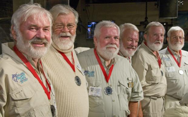 Ernest Hemingway Look-Alike Contest In Key West