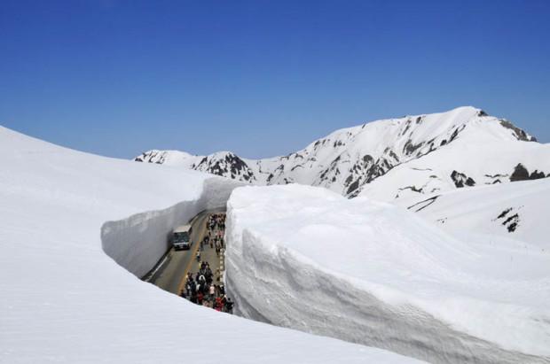 Tateyama Kurobe Alpine Route 4