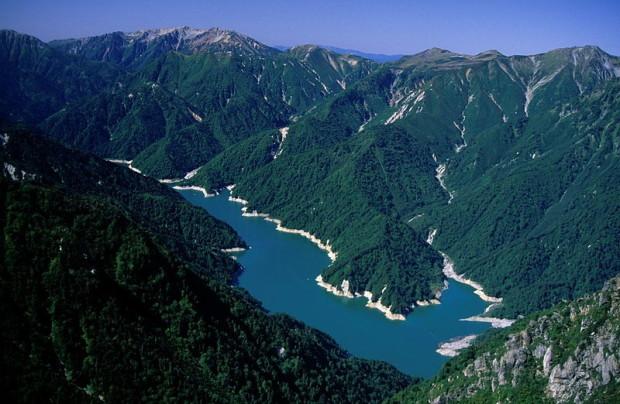 Tateyama Kurobe Alpine Route 7