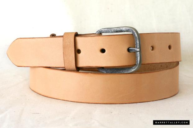 barrette alley smugglers belt hidden compartment