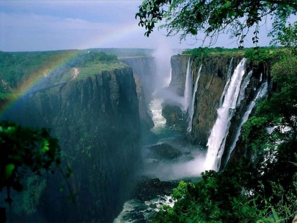 Swim At The Edge Of World S Largest Waterfall Devil Pool Victoria Falls