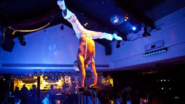 circus restaurant london