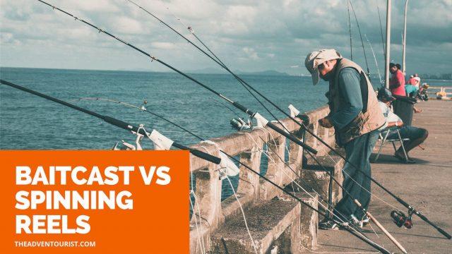 Baitcast vs Spinning Reels