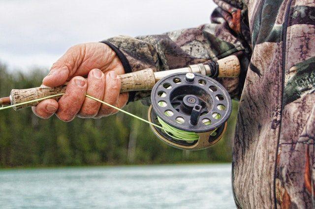 fishing reel types