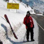 Mike profile Skiing