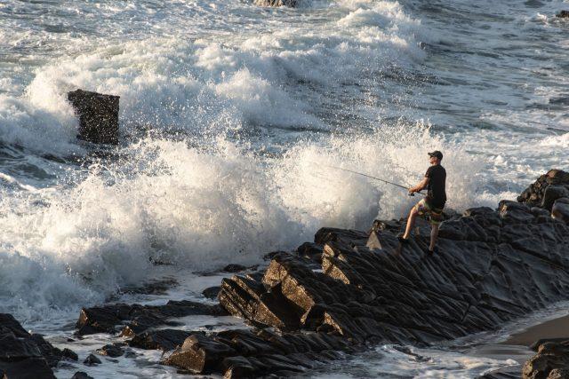 best bait surf fishing
