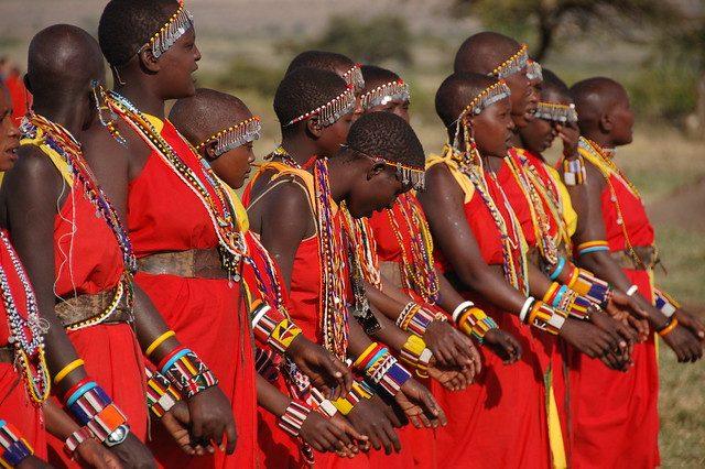 masai amboseli national park