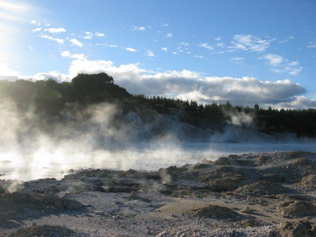 steaming lakes hells gate kenya