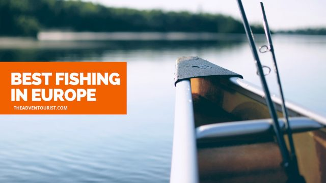best fishing europe