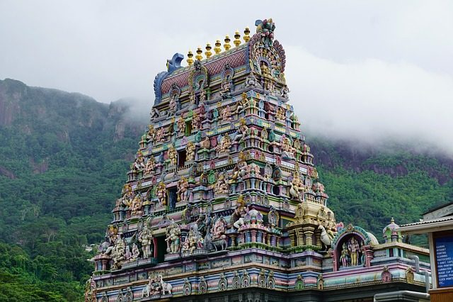 Things to do in mahe - hindu temple