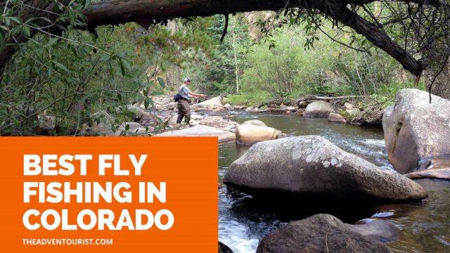 best fly fishing in Colorado