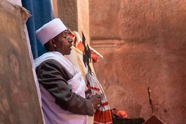 Visiting Ethiopia's Rock Churches, Lalibella - around