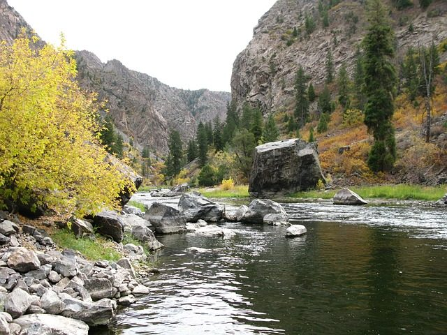 Best Fly Fishing In Colorado - Gunnison River
