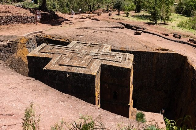 Visiting Ethiopia's Rock Churches, Lalibella