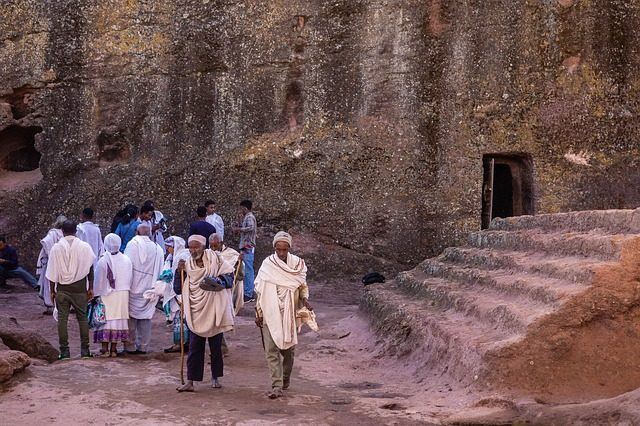 Visiting Ethiopia's Rock Churches, Lalibella - when to visit
