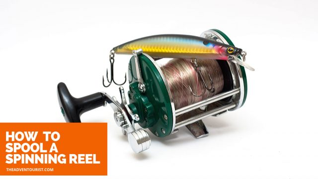 how spool spinning reel