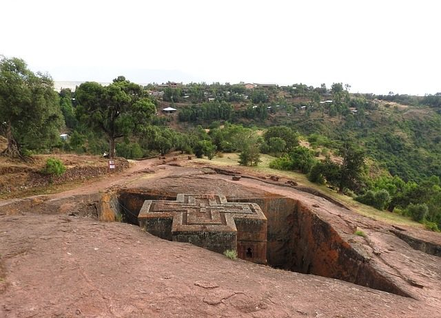 Ethiopia - A Two Week Itinerary - lalibela
