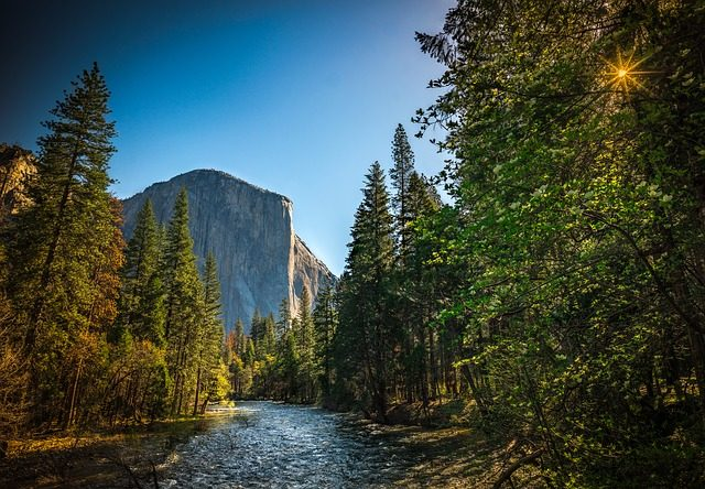 Best Fly Fishing In California - yosemite